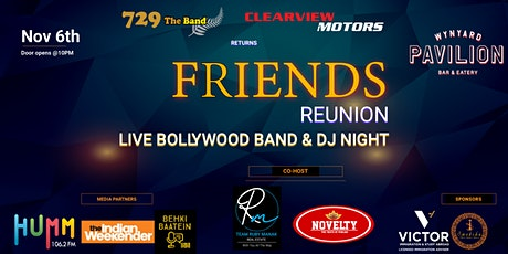 Live Bollywood Band & DJ Night tickets