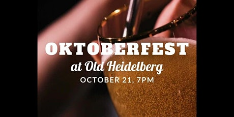 Oktoberfest with SACC Florida tickets