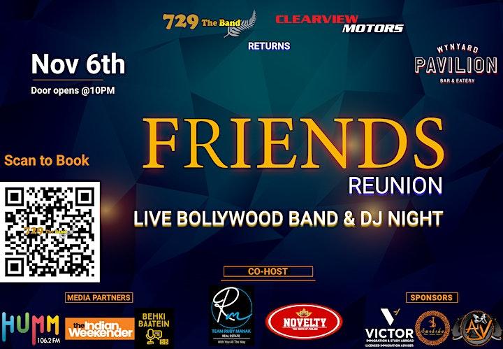 Live Bollywood Band & DJ Night image