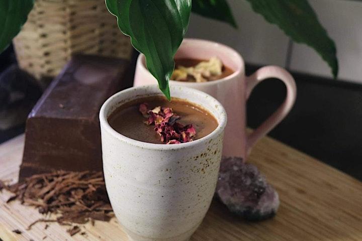 Sacred Sister Circle - Sacred Cacao Ceremony image