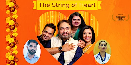 Online Screening of The String of Heart (US) - 9/26 tickets