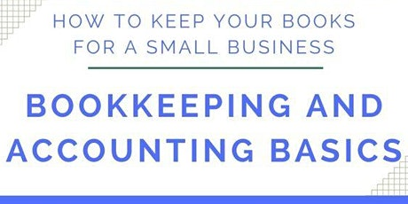 Accounting FUNdamentals for Small Business & Soleproprietors tickets