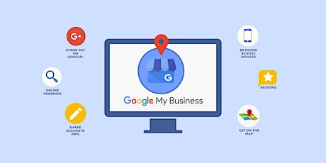 Get Your Business on Google tickets