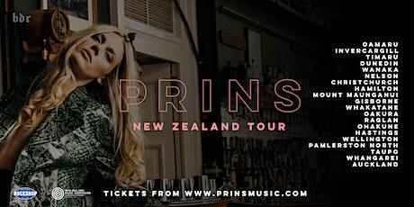 PRINS | NZ Tour | Palmerston North tickets