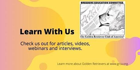 Breeder Education Seminar tickets