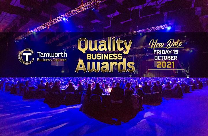 2021 Quality Business Awards image