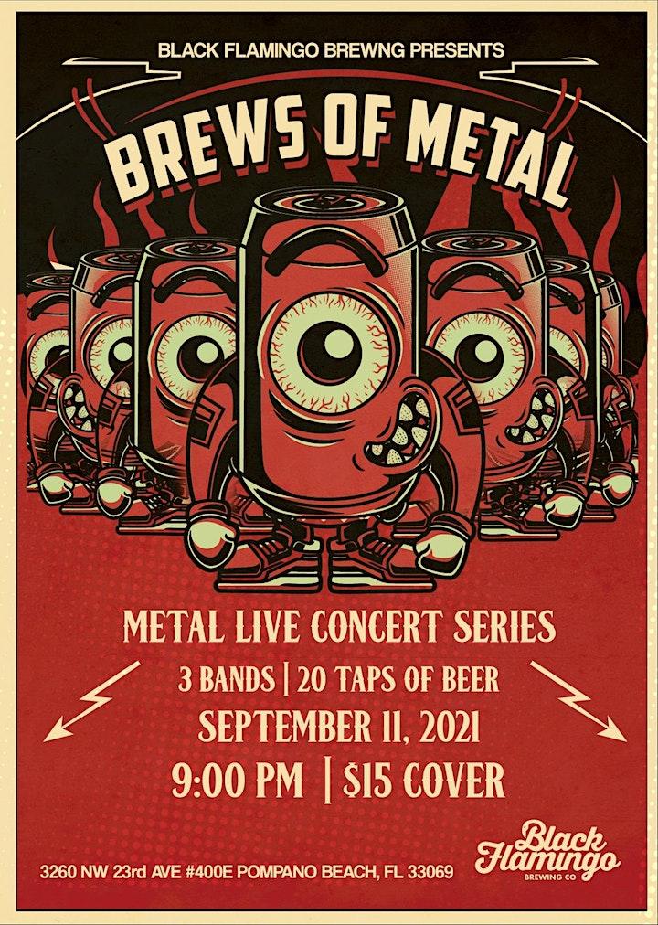 Brews of Metal image