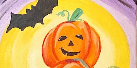 Let's Paint! Happy Halloween! tickets