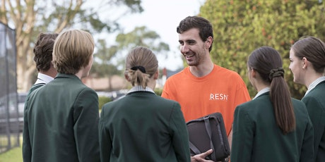 Online HSC Help - Drop in Tutoring sessions with RESN tickets