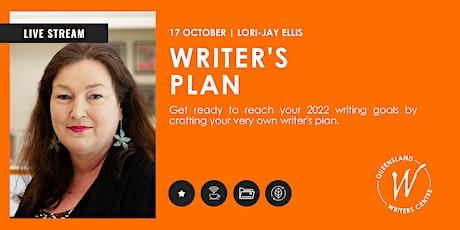 LIVE STREAM: Writer's Plan with Lori-Jay Ellis tickets