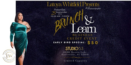 Brunch & Learn Business Credit tickets