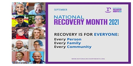 National Recovery Month Educational Sessions tickets