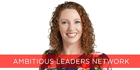 Ambitious Leaders Network Perth –   Alicia Bunting tickets
