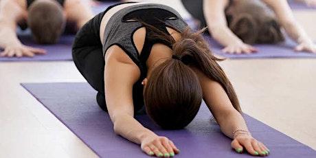 Evening Yoga Workshop tickets