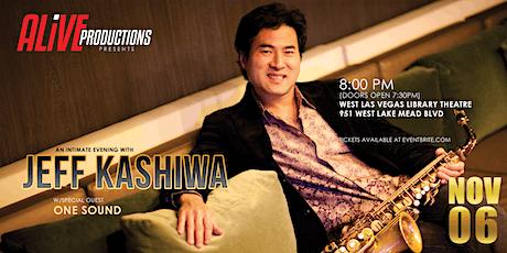 JEFF KASHIWA  an evening in Vegas tickets