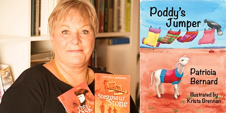 How to write, illustrate and publish a picture book with Patricia Bernard tickets