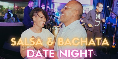 Salsa & Bachata Date Night with Live Music! 2nd & 4th Thursday in Downtown tickets