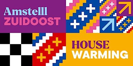 Housewarming Amstel III tickets