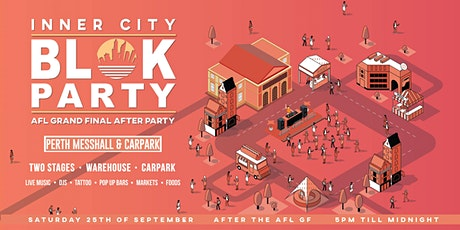Inner City ~ Blok ~ Party tickets