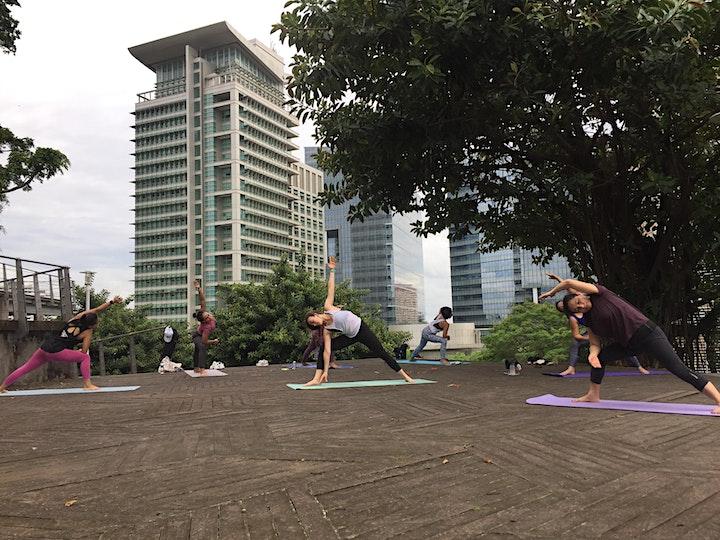 Yoga For Women @ one-north Park: Biopolis image