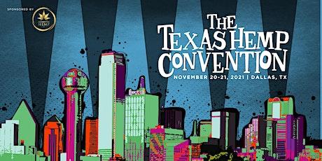 2021 Texas Hemp Convention tickets