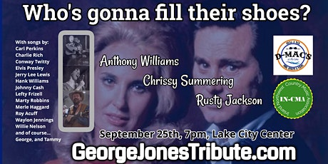 Who's Gonna Fill Their Shoes: George, Tammy & friends tickets