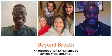 BEYOND BREATH - Release stress and anxiety naturally. tickets