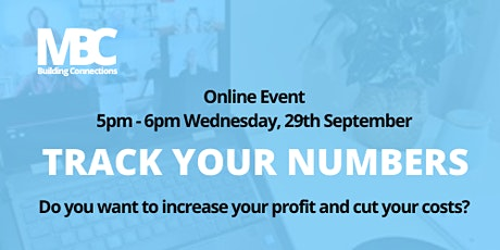 Track your numbers, increase profit tickets