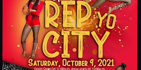 Rep yo City Dance Competition tickets