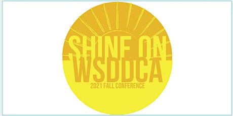 2021-22 WSDDCA Membership & Fall Conference tickets