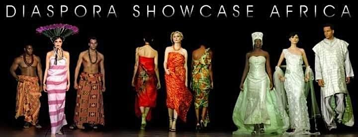 Diaspora Showcase AFRICA - TUCSON image