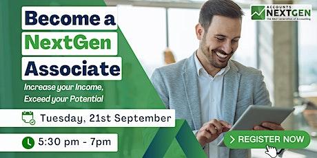 Become a NextGen Associate   Info Session tickets