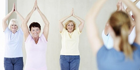 Seniors Festival: Come and try Tai Chi - Online tickets