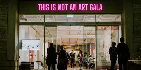 THIS IS (NOT) AN ART GALA tickets