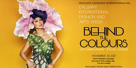 Calgary International Fashion And Arts Week  CIFAW 2021 tickets