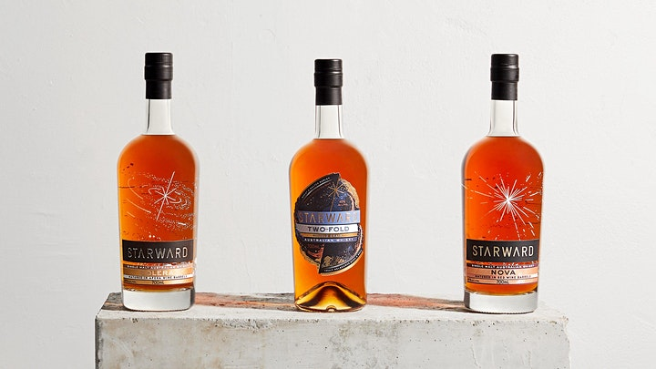 Virtual Whisky Tasting with Starward image