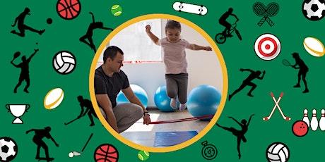 Get Active Kids (6 to 12 years) billets