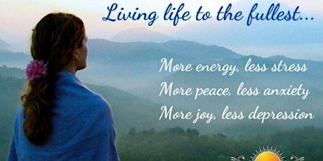 Introduction to SKY Breath & Meditation Workshop tickets