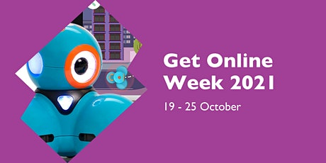 Dash Bots (6 - 12 yrs) - a Get Online Week event @ Kingston Library tickets