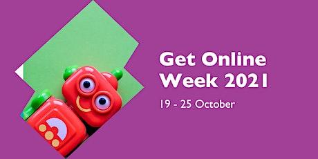 Get Online Week  Kinder Coder Robotics (ages 3 - 6) @ Kingston Library tickets