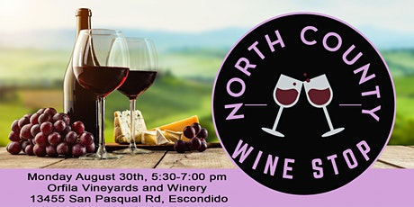 North County Wine Stop - Business Networking 4th Monday October tickets