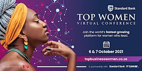 Standard Bank Top Women Virtual Conference boletos