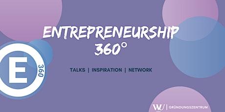 Entrepreneurship 360° Tickets