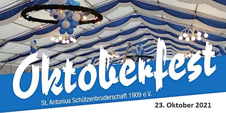Oktoberfest in Kuckum 2021- SAMSTAG - Benefizveranstaltung Tickets
