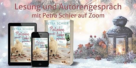 """Petra Schier liest auf Zoom aus """"Plätzchen gesucht - Liebe gefunden"""" Tickets"""
