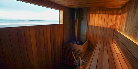 Sunset Sauna and River Swim tickets