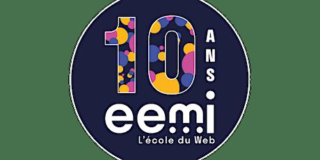 EEMI  - Gala des 10 ans billets