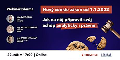 Jak připravit web či eshop na nový cookie zákon analyticky i právně tickets
