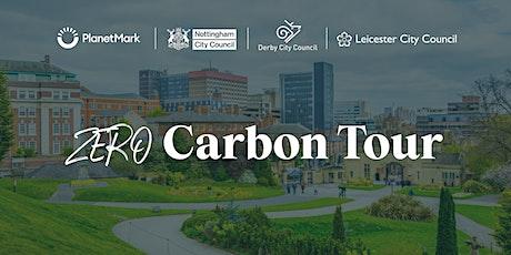 Nottingham| Roadmap to net zero | Zero Carbon Tour tickets