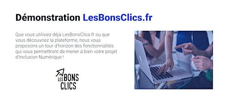 Démonstration LesBonsClics.fr billets